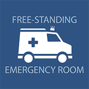 Free Standing Emergency Room Treatment