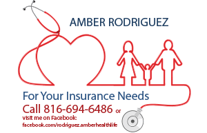 Ambert Rodriguez for your insurance needs call 816-694-6486