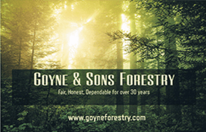 Goyne & Sons Forestry