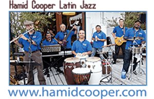 Hamid Cooper Latin Jazz Band - www.hamidcooper.com