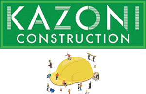 Kazoni Construction - www.kazoniconstruction.com