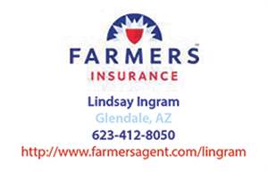 Lindsay Ingram - Farmers Insurance - 623-412-8050