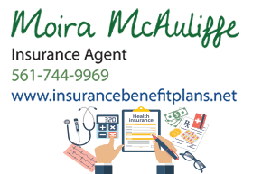 Moira McAuliffe Insurance Agent - www.insurancebenefitplans.net