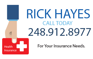 Rick Hayes - Licensed Insurance Agent