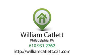 William Catlett - call 610-931-2762