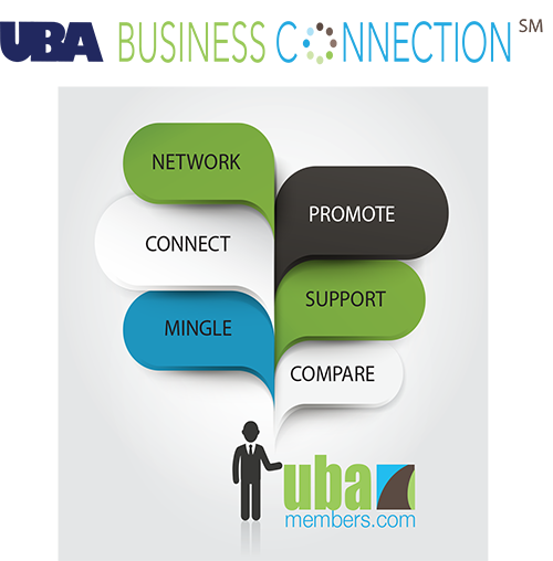 UBA Business Connection - Network, Connect, Promote, Support, Compare, Mingle with other UBA Member Businesses