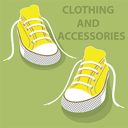 Clothing & Accessories Category - Networking