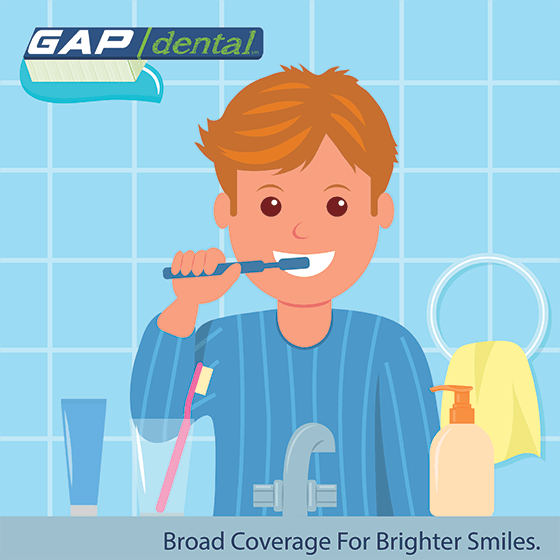 Gap Dental Plan - learn more about the details and plan cost of Gap Dental