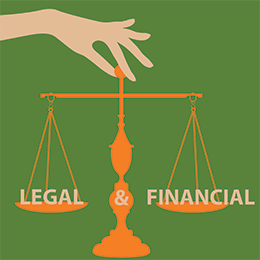 Legal & Financial Category - Networking