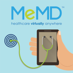 Select here to view benefit details on Telemedicine available 24/7 through MeMD