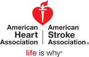 Suport American Heart & American Stroke Association - donate today at www.heart.org/HEARTORG/