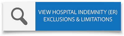 Select here to view Hspital Fixed Indemnity (ER) Insurance Exclusions & Limitations - Gap AME Plan